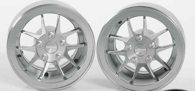 RC4WD Rotiform SNA 1.9″ Beadlock Wheels