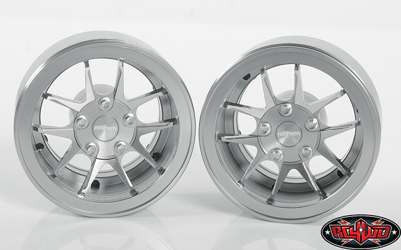 RC4WD Rotiform SNA 1.9 Beadlock Wheels (3)