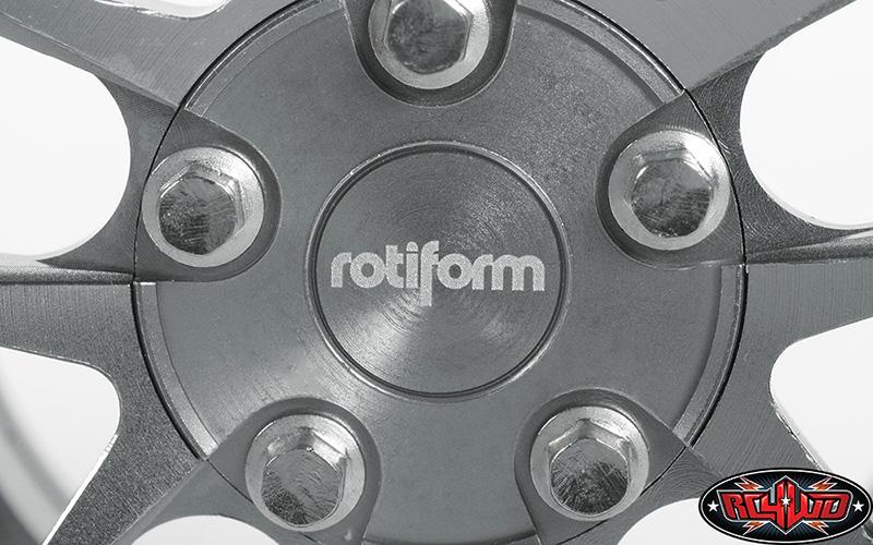 RC4WD Rotiform SNA 1.9 Beadlock Wheels (5)