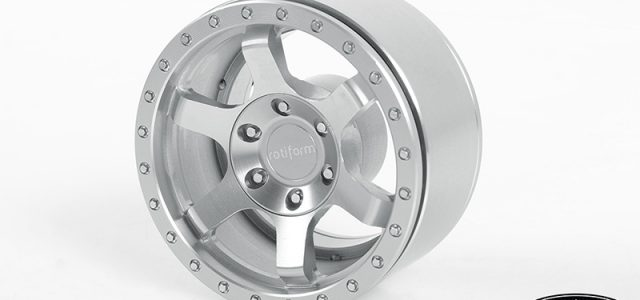 RC4WD Rotiform Six-OR 2.2″ Beadlock Wheels