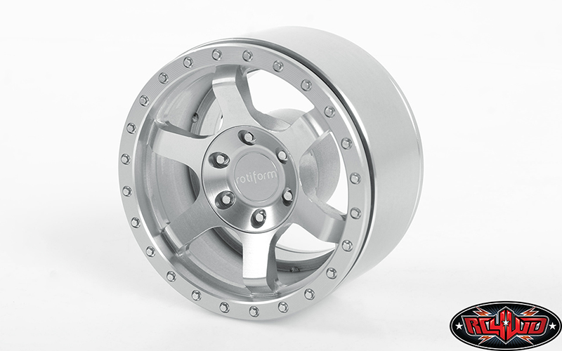 RC4WD Rotiform Six-OR 2.2 Beadlock Wheels (1)