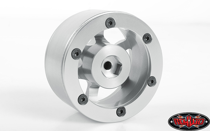 RC4WD Rotiform Six-OR 2.2 Beadlock Wheels (2)