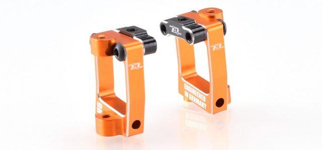 RDRP XB4 Aluminium Caster Block Set