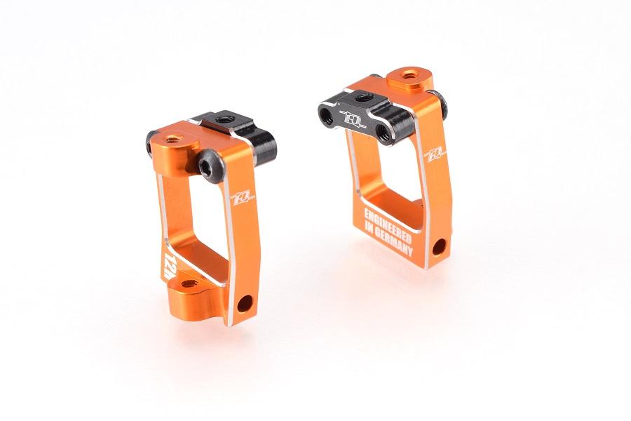 RDRP XB4 Aluminium Caster Block Set (4)