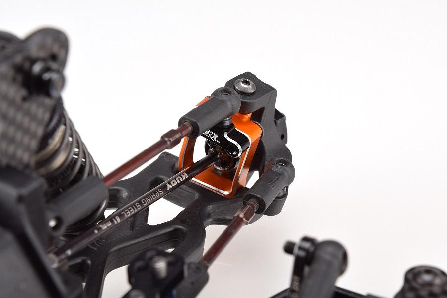 RDRP XB4 Aluminium Caster Block Set (6)