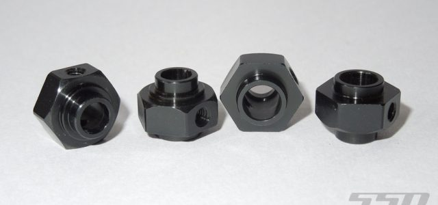 SSD 12mm Aluminum Hex Set For The Traxxas TRX-4