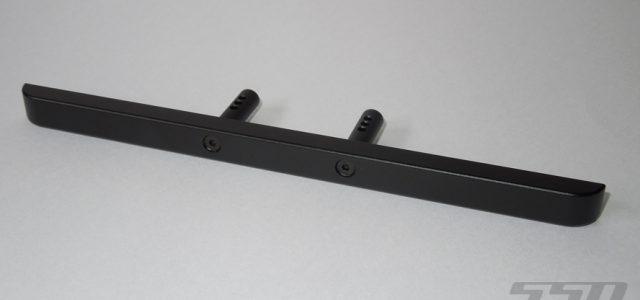 SSD Traxxas TRX4 & Axial SCX10 II D110 Aluminum Front Bumper
