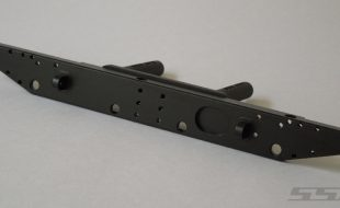 SSD D110 Aluminum Rear Bumper For The Traxxas TRX4