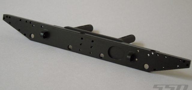 SSD D110 Aluminum Rear Bumper For The Traxxas TRX4