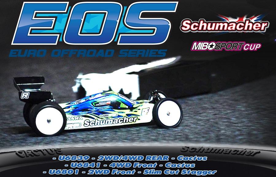 Schumacher Cactus Off-Road Tire (3)