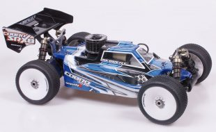 Serpent Cobra SRX8 EVO GP 1/8 4wd Nitro Buggy
