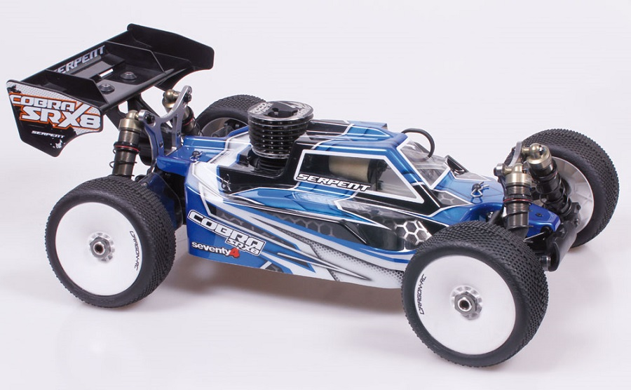 Serpent Cobra SRX8 EVO GP 1_8 4wd Nitro Buggy (1)