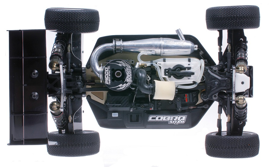 Serpent Cobra SRX8 EVO GP 1_8 4wd Nitro Buggy (5)