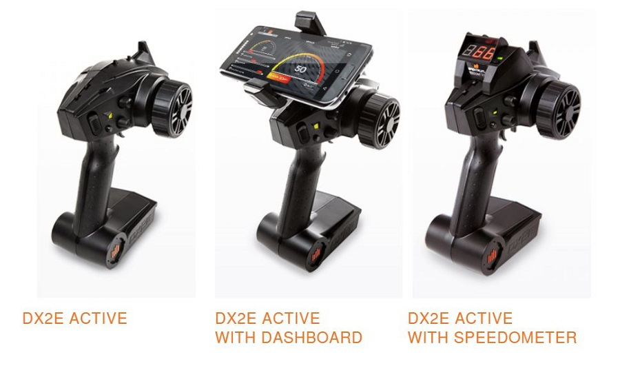 Spektrum DX2E Active Radio System (5)