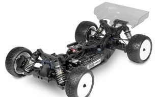 Tekno EB410 1/10 4WD Buggy [VIDEO]