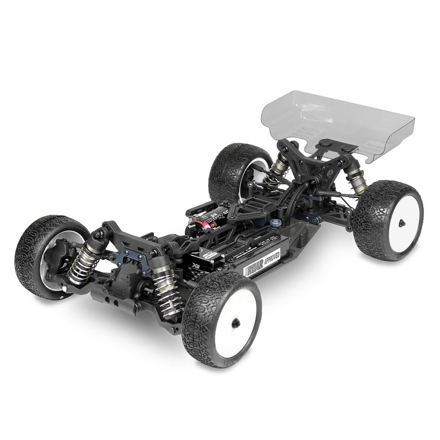 Rc Car Action: Tekno EB410 1/10 4WD Buggy [VIDEO]