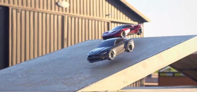 Traxxas Ford GT &  Mustang GT Road Racing Fun [VIDEO]