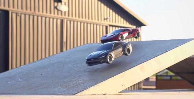 Traxxas Ford GT & Mustang GT Road Racing Fun