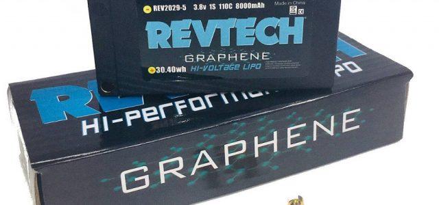 """Trinity 1S 3.8v 8000mah 110C """"Graphene"""" LiHV HV Pack"""