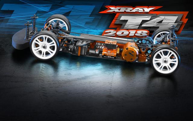 XRAY T4 2018 Touring Car (1)