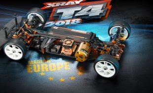 XRAY T4 2018 Touring Car