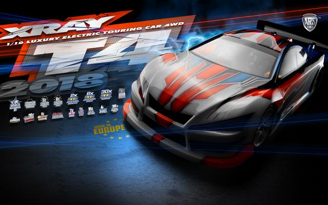 XRAY T4 2018 Touring Car (4)