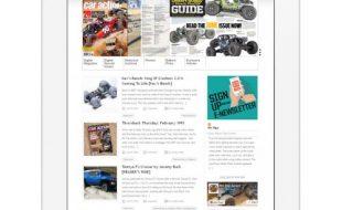 RC Car Action Premium Site – 1 Year