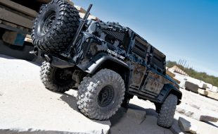 Here's Everything About the Traxxas Tactical Unit