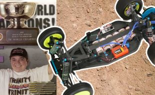 Flashback: Kinwald's '97 Worlds Win With Losi [VIDEO]