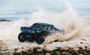 ARRMA RTR 2018 1/8 4WD Senton 6S BLX