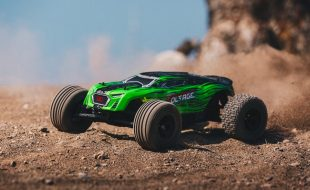 ARRMA RTR Fazon & Granite Voltage Mega SRS Trucks