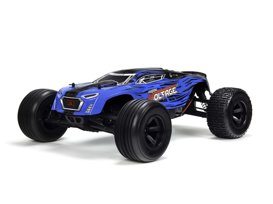 ARRMA RTR Fazon & Granite Voltage Trucks (2)