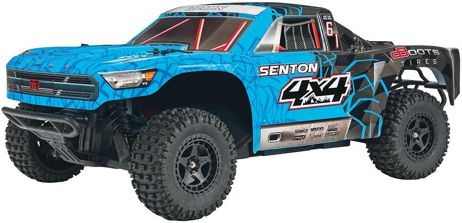 ARRMA RTR Senton & Granie Mega 4x4 Trucks (6)
