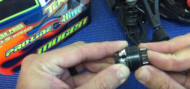 How To: Adam Drake Talks About Mugen's Clutch Systems [VIDEO]