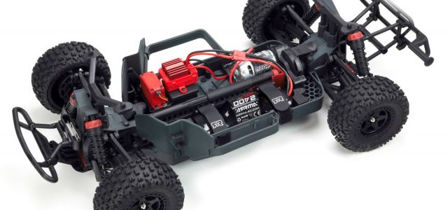 ARRMA's New Granite and Senton Mega 4X4s: Every Photo