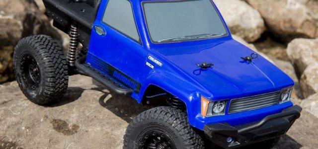 ECX RTR 1/24 4WD Barrage Scaler [VIDEO]