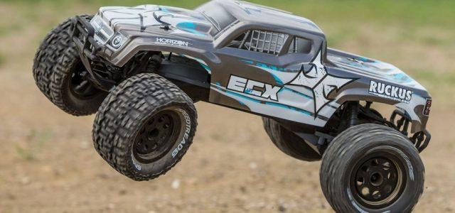 ECX Updates Ruckus With New Electronics & Body [VIDEO]