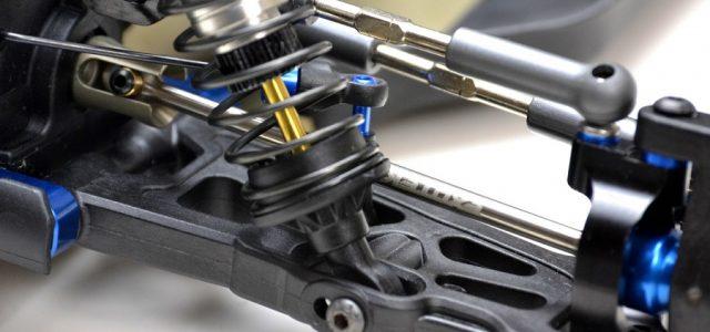 Exotek Titanium Bones For MIP Bi-Metal Bone Puck Sets