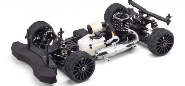 HB Racing Special Edition Kits Now With CRF Nitro Engines