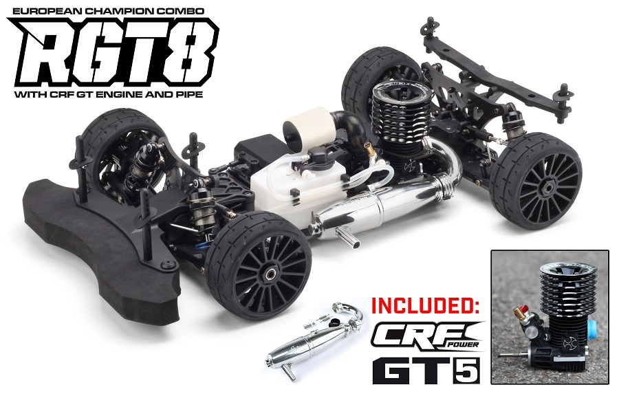 HB Racing Special Edition Kits Now With CRF Nitro Engines (6)
