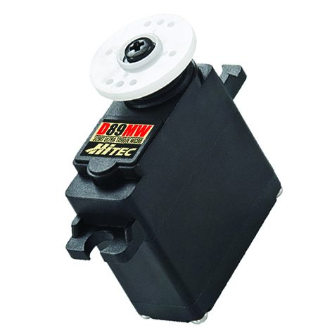 Hitec Adds 5 More Servos To New D-Series (1)