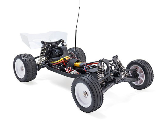 HobbyKing RTR 1_12 Prowler XBL 2 Basher 2wd Buggy (2)