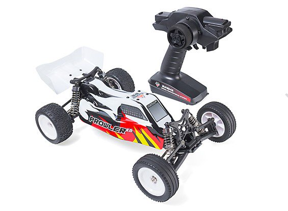 HobbyKing RTR 1_12 Prowler XBL 2 Basher 2wd Buggy (6)
