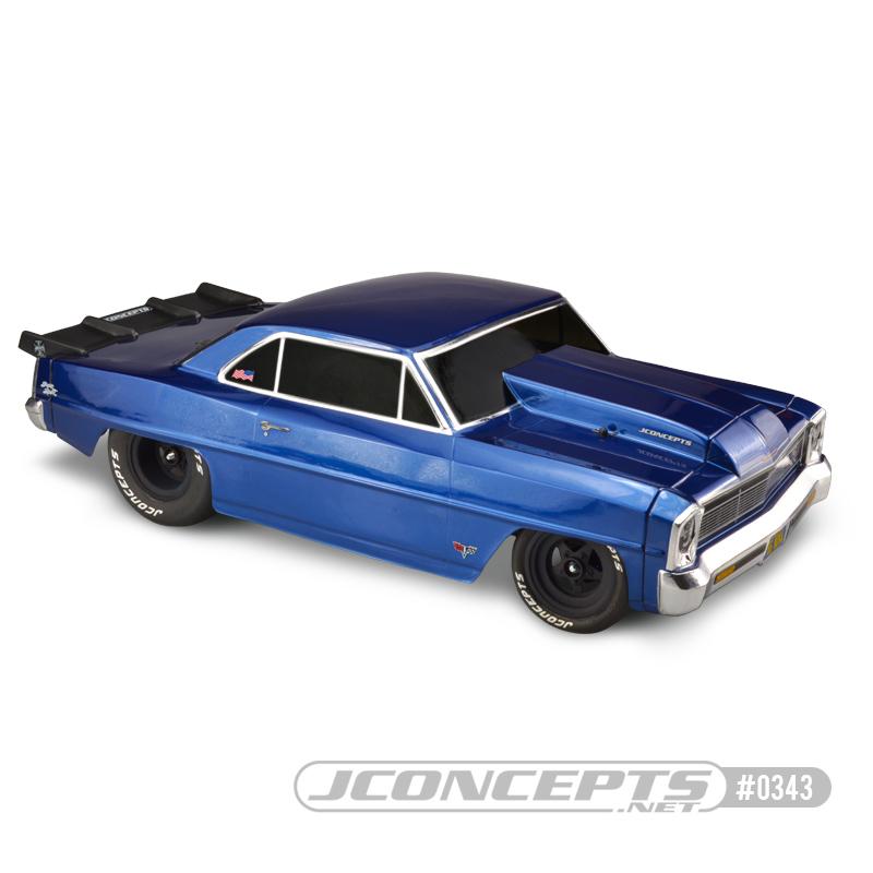 JConcepts 1966 Chevy II Nova Body (1)
