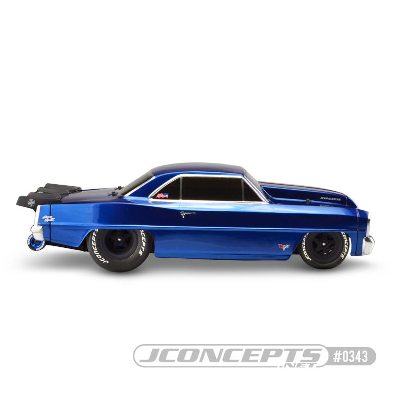JConcepts 1966 Chevy II Nova Body (3)