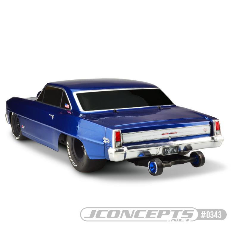 JConcepts 1966 Chevy II Nova Body (4)