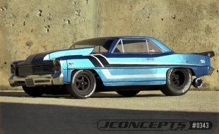 JConcepts 1966 Chevy II Nova Trim & Build [VIDEO]