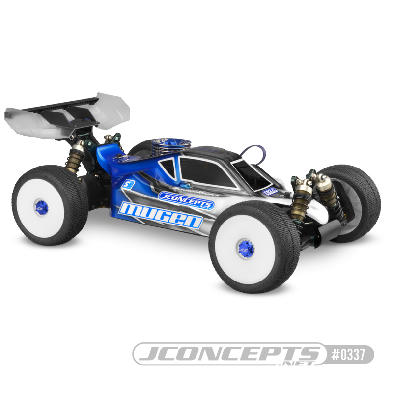 JConcepts S3 Body For The Mugen MBX-7R (1)