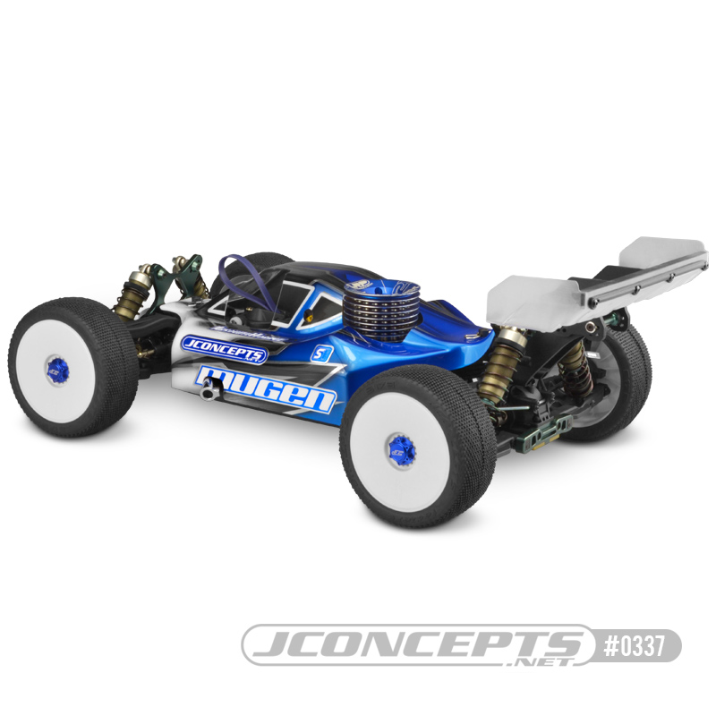 JConcepts S3 Body For The Mugen MBX-7R (2)