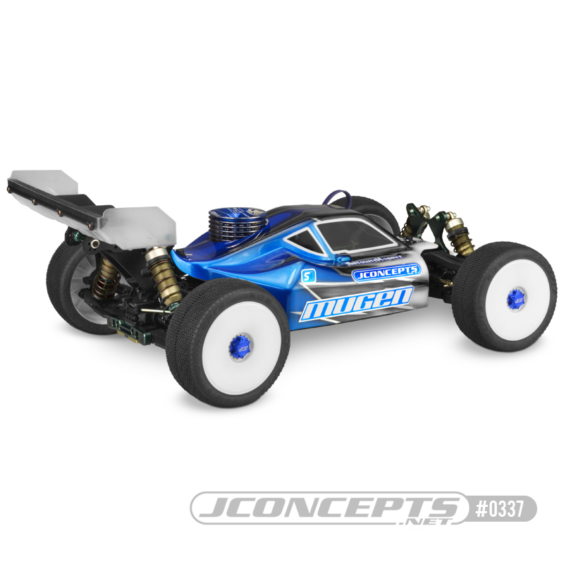 JConcepts S3 Body For The Mugen MBX-7R (3)